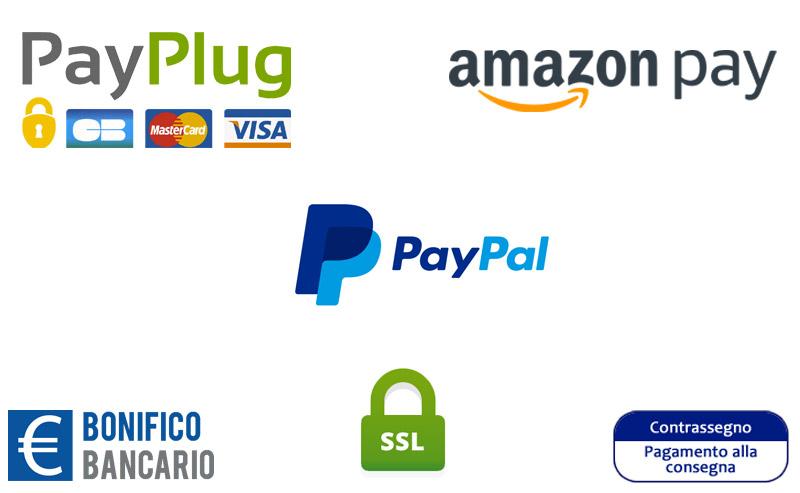 Metodi di pagamento accettati amazon